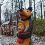 Психоделические детские площадки со всех уголков России