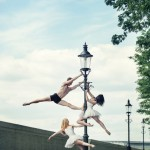 Ballerinas-on-a-Lamppost