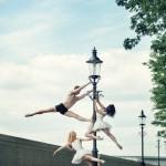 Ballerinas-on-a-Lamppost