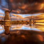Kinderdijk-by-Iván-Maigua