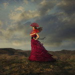 Lady-In-Red-Dama-De-Rojo-by-trini61