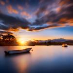Tranquil-boat-by-Iván-Maigua