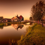 Zaanse-Schans-The-Netherlands-by-Iván-Maigua