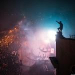 На вершині київської революції, вулиця Грушевського 19 січня 2014 року /Денис Діденко/