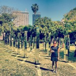 Maze of Mirrors Mesmerizes Visitors Inside Sydney's Hyde Park