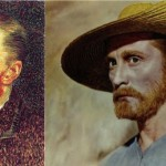 Vincent Van Gogh (Kirk Douglas in Lust For Life)