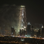 Mideast Emirates New Years Eve
