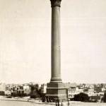 Alexandrie, Colonne de Pompee (1894)