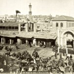 Bazar at Jaffa