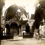 Chapelle de Sainte Helene dans la basilique du St. Sepulcre