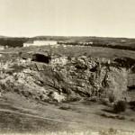 Grotte de Jeremie et couvent de Saint-Etienne a Jerusalem