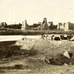 Karnak, ensemble des ruines et lac sacre