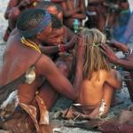 Девочка Типпи в африканском племени (2)