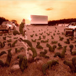 Squirrels at the Drive-in, 1996