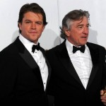 Robert De Niro and Matt Damon