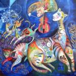 Didier Delamonica - French Mystical Fantasy painter - Tutt'Art@  (10)