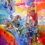 Didier Delamonica - French Mystical Fantasy painter - Tutt'Art@  (14)