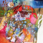 Didier Delamonica - French Mystical Fantasy painter - Tutt'Art@  (16)