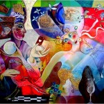 Didier Delamonica - French Mystical Fantasy painter - Tutt'Art@  (25)