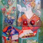 Didier Delamonica - French Mystical Fantasy painter - Tutt'Art@  (28)