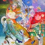 Didier Delamonica - French Mystical Fantasy painter - Tutt'Art@  (29)