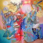 Didier Delamonica - French Mystical Fantasy painter - Tutt'Art@  (3)