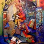 Didier Delamonica - French Mystical Fantasy painter - Tutt'Art@  (31)