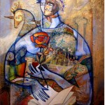 Didier Delamonica - French Mystical Fantasy painter - Tutt'Art@  (35)