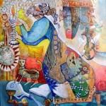 Didier Delamonica - French Mystical Fantasy painter - Tutt'Art@  (36)