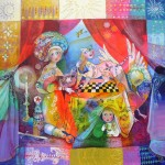 Didier Delamonica - French Mystical Fantasy painter - Tutt'Art@  (40)