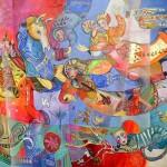Didier Delamonica - French Mystical Fantasy painter - Tutt'Art@  (9)