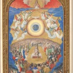 1444167595-influence-of-simon-bening.-manuscript-leaf-with-adoration-of-the-holy-name-from-a-book-of-hours