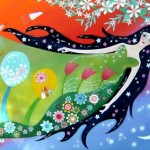 Colourful-dreamlike-world-paintings-by-Tiziana-Rinaldi1