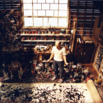 Jackson Pollock's studio – East Hampton, New York